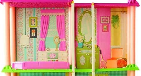membuat rumah barbie 10 rumah barbie dengan desain cantik masa ke masa