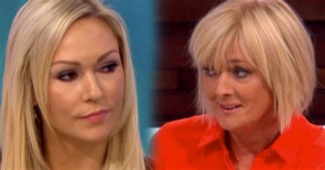 jane moores new haircut kristina rihanoff nearly quit strictly after being