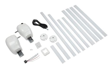 Awning Supplies And Parts by Solera Manual Pull Style To Power Awning Conversion Kit White Lippert Components Accessories