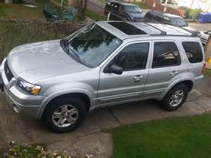 2006 Ford Escape Limited 2006 Ford Escape Pictures Cargurus