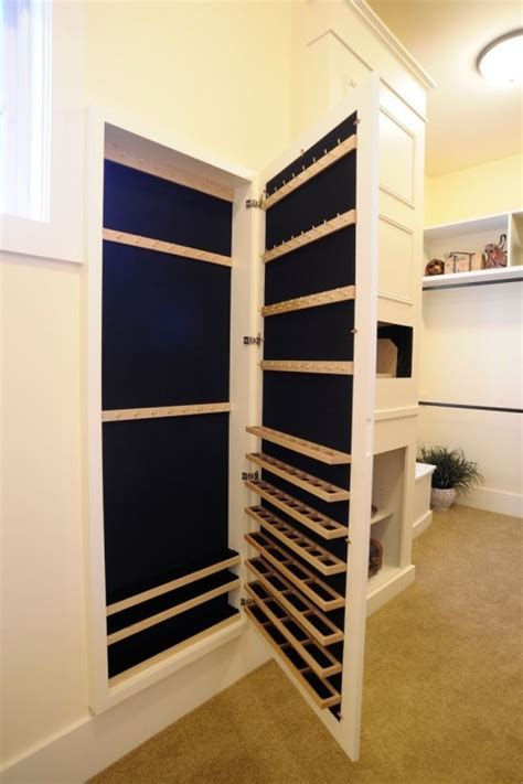 Jewelry Closets by Built In Jewelry Closet Home Ideas