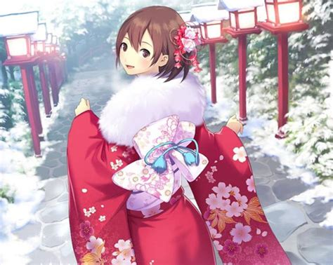 Back Button Kimono by Kimono Anime Back Www Imgkid The Image Kid Has It