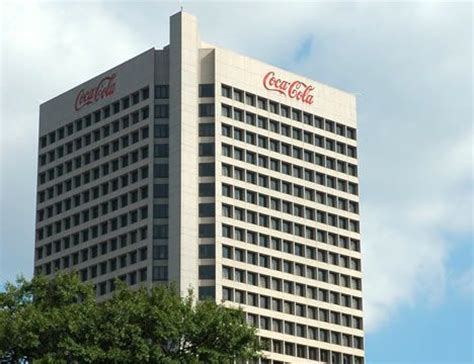 Coca Cola Atlanta Office by Coca Cola To Spend 3 Million For Green Upgrades Treehugger