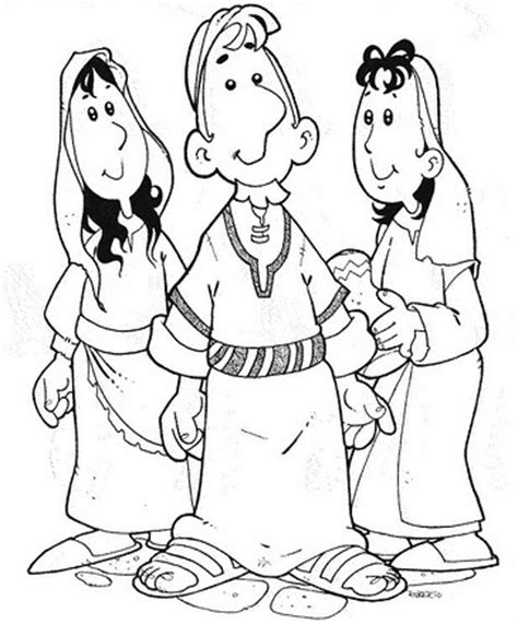 coloring pages jesus and martha 1000 images about gospel martha 16 on