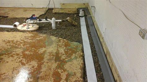 flooding basement solutions flooded basement waterproofing