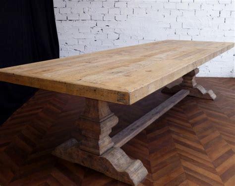 tavolo in legno massiccio tavoli in legno massiccio design casa creativa e mobili