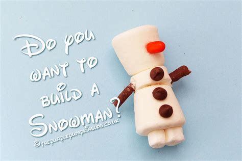 do you want to build a snowman olaf party favor printable