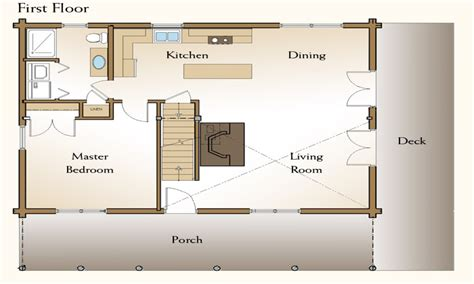 small house floor plans with loft 2 bedroom cabin with loft floor plans