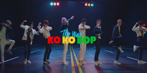 exo quiz 2017 exo reveal new mv teasers ko ko bop of the 4th album