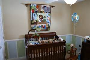 Baby nursery beautiful ideas for ba boys room with pastel colors on