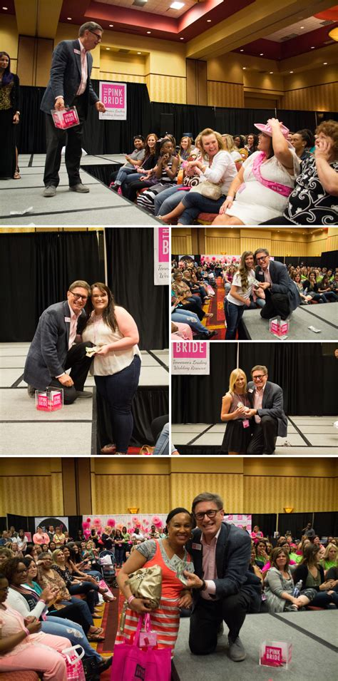 Bridal Show Giveaways - murfreesboro pink bridal show recap spring 2015 the pink bride