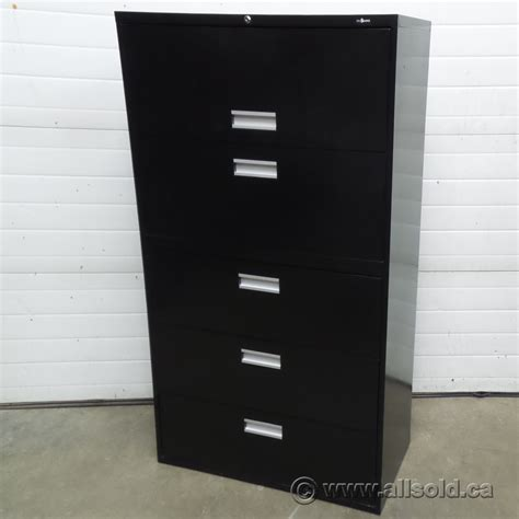 Staples Black 5 Drawer Lateral File Cabinet Locking Staples Lateral File Cabinet