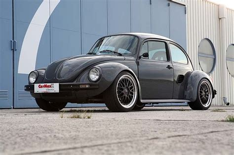 Does Volkswagen Make Porsche 1303 Beetle On A Porsche Boxster Chassis Dig That