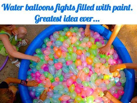 Epic water balloon fight diy pinterest inspiration