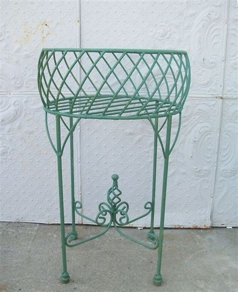 Wrought Iron Plant Stand Planters Woodworking Projects Wrought Iron Planter