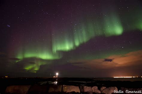 Where To See The Northern Lights In And Around Reykjavik Lights In