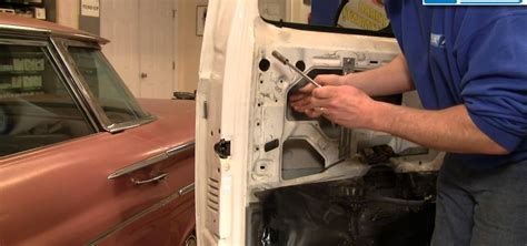 How To Fix A Broken Door Latch by How To Replace A Broken Outside Door Handle On A 1980 96