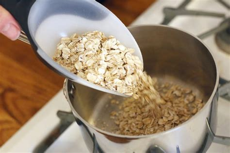 cooking oats for a baby livestrong