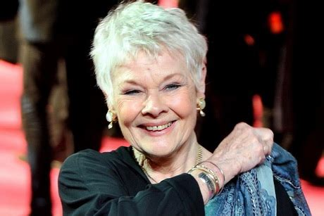 how to get judi dench hairstyle judi dench hairstyle