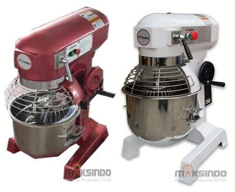 Mixer Roti 10 Liter jual mesin mixer planetary 10 liter mks 10b di semarang