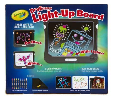 crayola light up board crayola erase light up board buy in uae