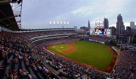2015 mlb ballpark experience rankings stadium journey progressive field named to stadium journey s top 100