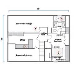 final floor plan tapping existing potential to create an