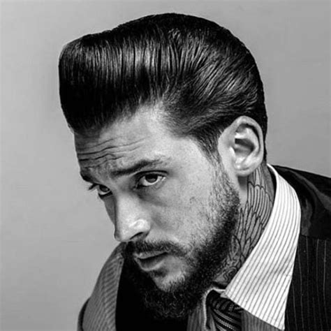 Greaser Hairstyles by Greaser Hairstyles For