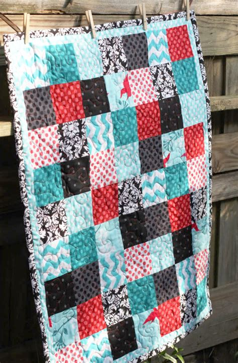 Beginners Quilting by Diy Home Sweet Home 6 Simple Beginner Quilt Patterns