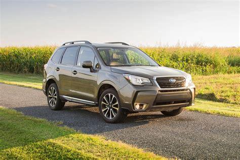2017 Subaru Forester Reviews by 2017 Subaru Forester Suv Review Carbuzz