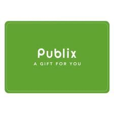Publix Gift Card Discount - giveaway publix running out run in promotion plus 1 reader will win a 25 gift card