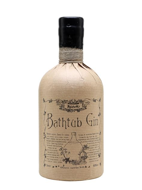 ableforth s bathtub gin buy from the whisky exchange
