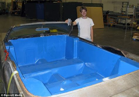 limos with tubs in them progress a fiber glass tub is fitted inside the
