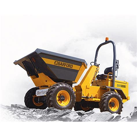 zobic dumper truck trucks barford 3 ton dumper dumper ruck hire dublin hire a