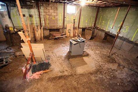 basement underpinning toronto concretepros