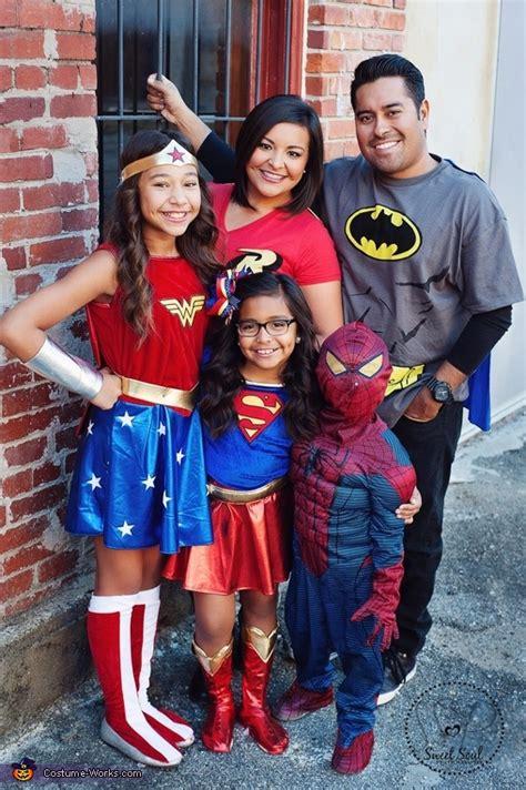 super family halloween costume