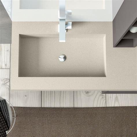 lavabo bagno resina mobile bagno con lavabo integrato in resina per hotel