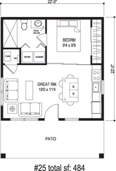 Accessory Dwelling Unit Floor Plans by Trends In Housing Quot Accessory Dwelling Units Quot