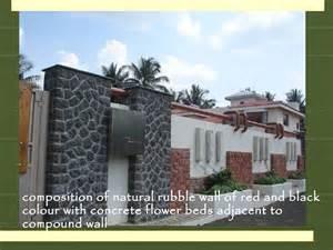 Wooden Flower Designs - landscape design a beautifully landscaped residence