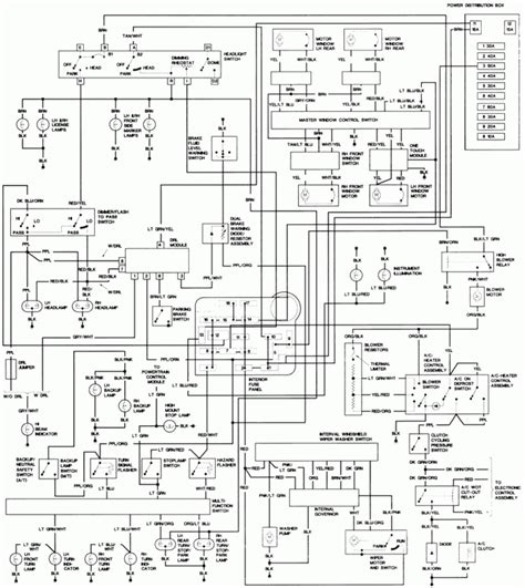 2002 ford explorer wiring diagram wiring diagram and