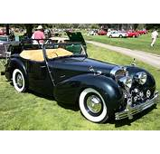 La Car Concours 1947 Triumph 1800 Roadster Img 52  It's