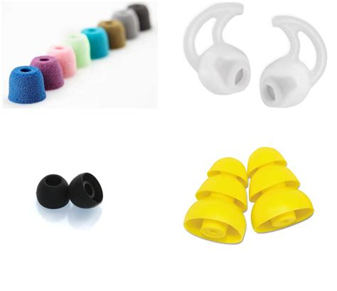 comfort tips earbuds the ultimate guide to the best earbuds