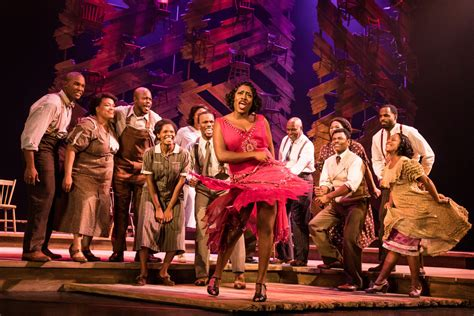 the color purple the musical national tour show photos the color purple broadway