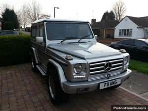 Mercedes G For Sale Used Mercedes G Class Cars For Sale With Pistonheads