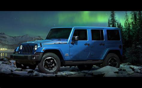 Polar Jeep 2014 Jeep Wrangler Polar Edition Static 1 1680x1050