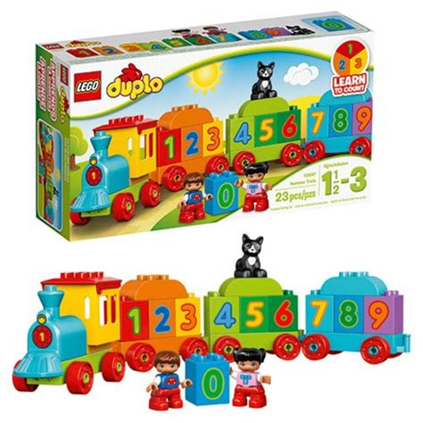 lego duplo 10847 my number lego duplo construction toys at entertainment earth