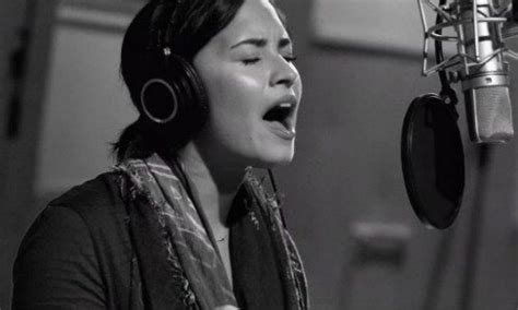 demi lovato stone cold studio version best songs to belt out