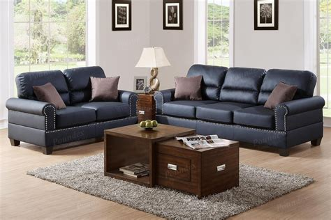 black leather sofa and loveseat set steal a sofa