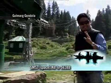 gulmarg gondola in january 2015 youtube 7 wonders of india gulmarg gondola youtube
