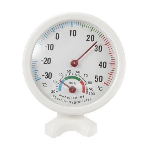 Sanfix Th303a Indoor Thermo Hygrometer 35 55 176 c mini indoor analog temperature humidity meter thermometer hygrometer alex nld